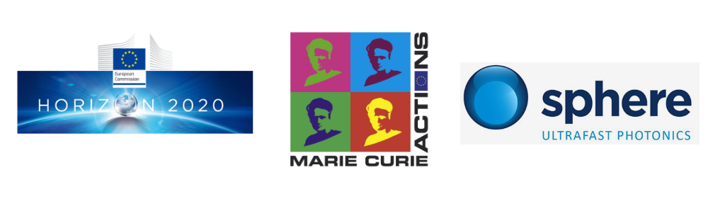Horizon 2020; Marie Curie Actions; Sphere Ultrafast Photonics
